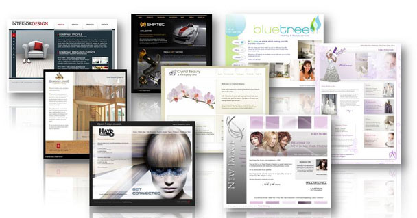 Fully customised websites, flash or dynamic, e-commence or just plain gorgeous